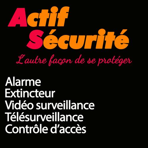 Actif Securite système d'alarme et de surveillance (vente, installation)