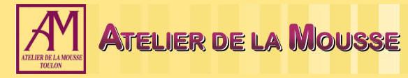 Atelier De La Mousse literie (détail)