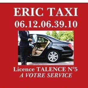 Eric Taxi Talence location de voiture avec chauffeur