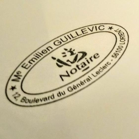 Guillevic Emilien Notaire notaire