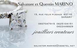 Bijouterie Marino Père Et Fils diamant, pierre précieuse et gemme