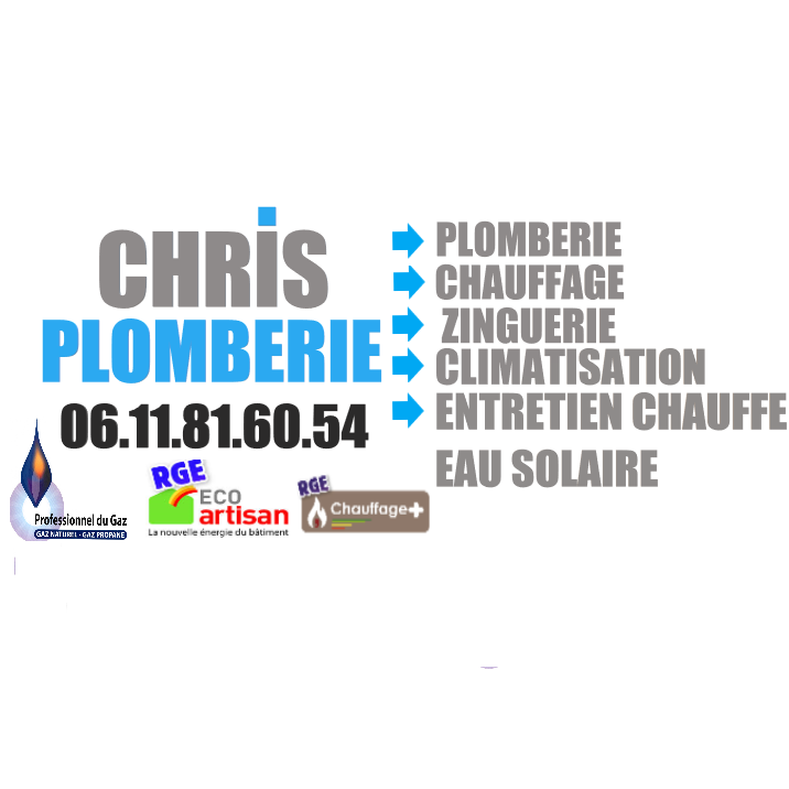Chris Plomberie plombier
