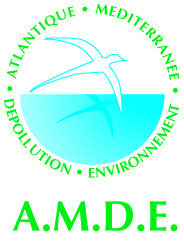 A.M.D.E Atlantique Méditerranée Dépollu récupération, traitement de déchets divers