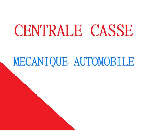 Centrale Casse casse auto