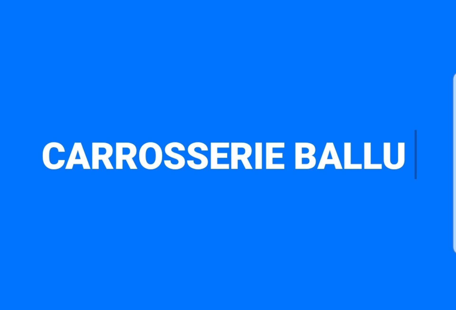 CARROSSERIE BALLU