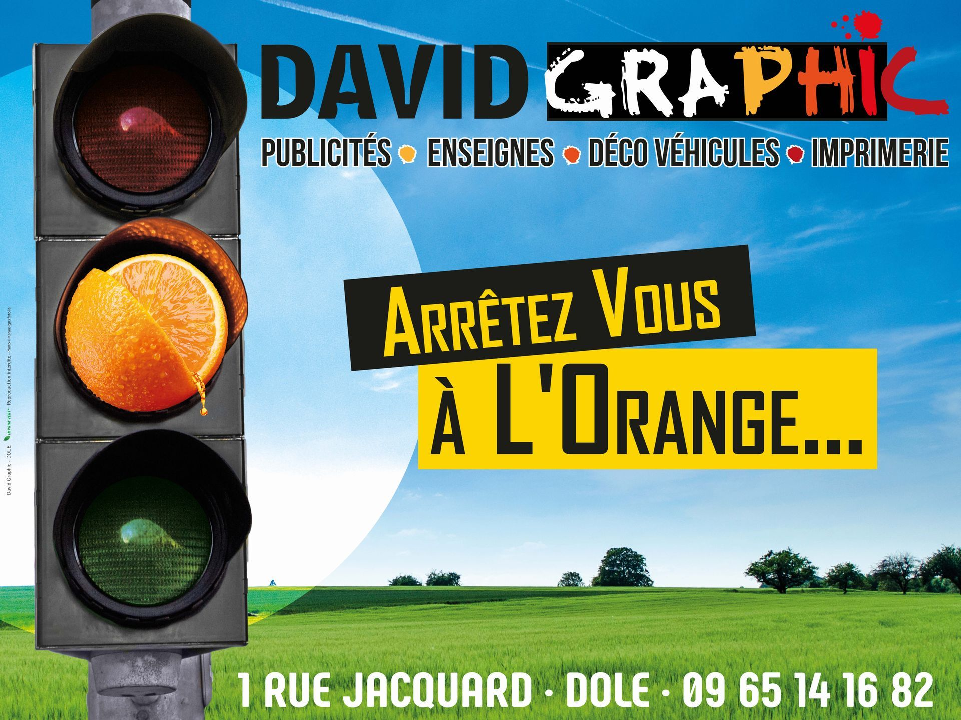 David Graphic agence et conseil en publicité