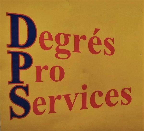 DEGRES PRO SERVICES SARL plombier