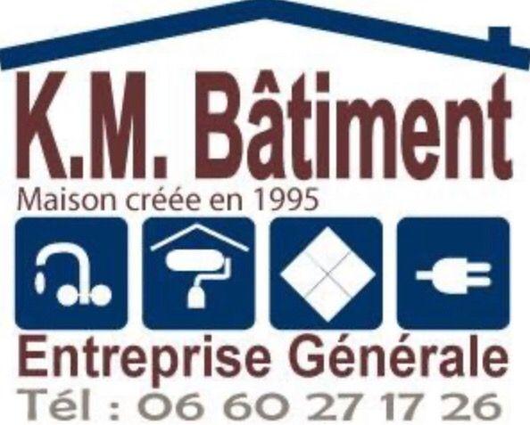 K.M Bâtiment électricité générale (entreprise)
