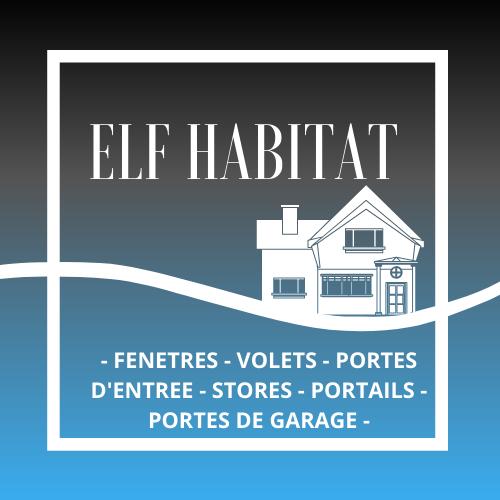 ELF Habitat : fenêtres , portes , volets et stores. vitrerie (pose), vitrier