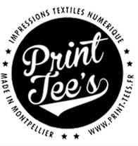 Print Tee' s flocage