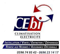 C . E . B . I CLIMATISATION ELEC BAT INDUST électricité générale (entreprise)