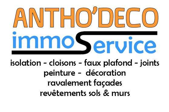 Anthodeco Immoservice revêtements pour sols et murs (gros)