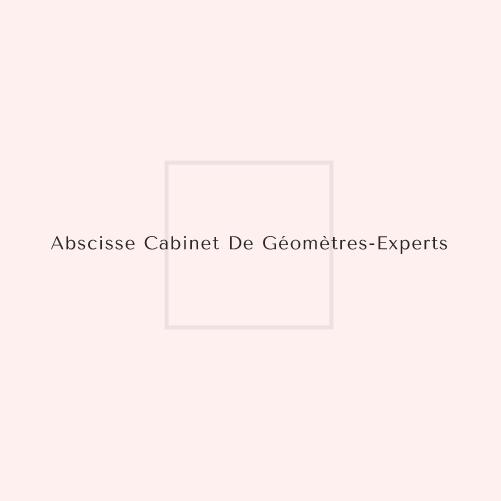 Abscisse Cabinet De Géomètres-Experts géomètre-expert