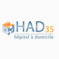 Hôpital à Domicile 35 hôpital