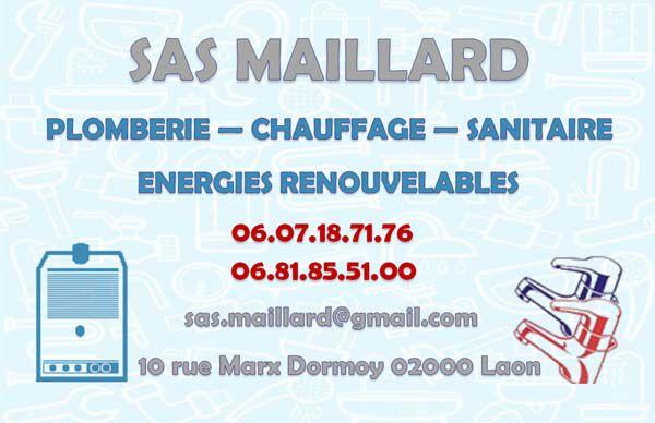 SAS MAILLARD plombier
