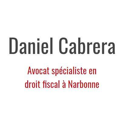 Cabrera Daniel avocat en droit fiscal