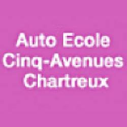 Auto Ecole Cinq Avenues Chartreux auto école