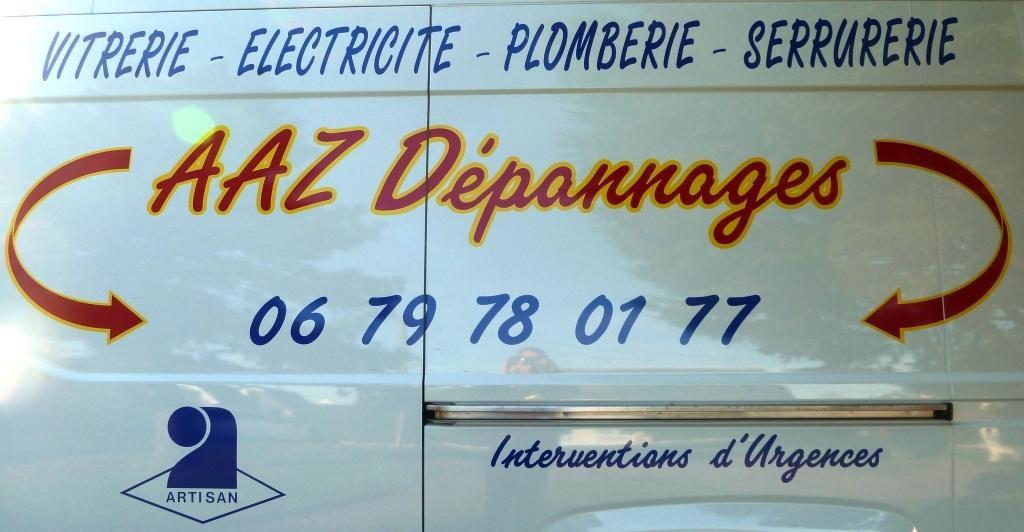 AAZ Dépannages plombier