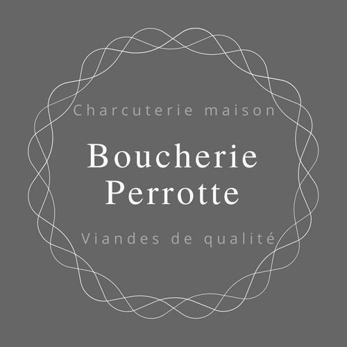 Boucherie Perrotte boucherie et charcuterie (détail)