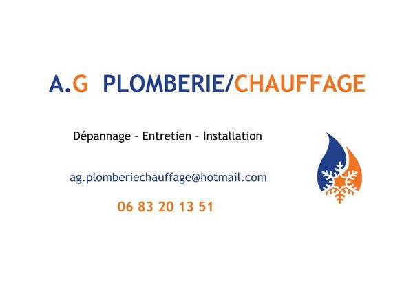 A.G Plomberie Chauffage chauffagiste