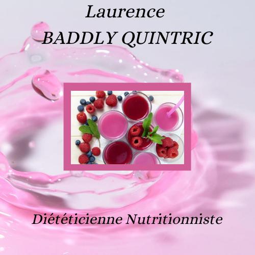 Baddly Quintric Laurence diététicien