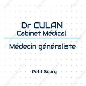 Dr CULAN Anne-Laure médecin généraliste