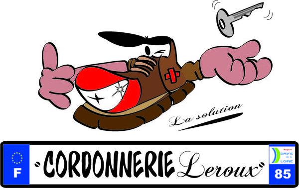 Cordonnerie Leroux Les Herbiers graveur (divers)