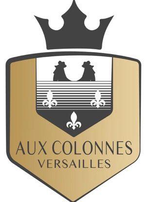 AUX COLONNES chocolaterie et confiserie (détail)