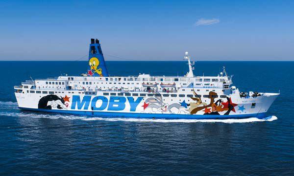 Agence Maritime Bastiaise Moby Corse Transports et logistique