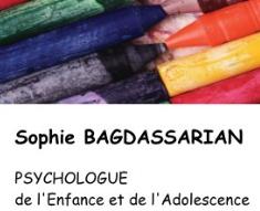 Bagdassarian Sophie psychologue