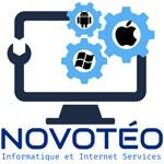Novotéo - Dépannage Informatique fournisseur d'accès Internet