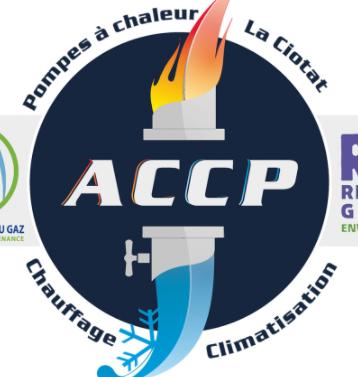 ACCP chauffagiste
