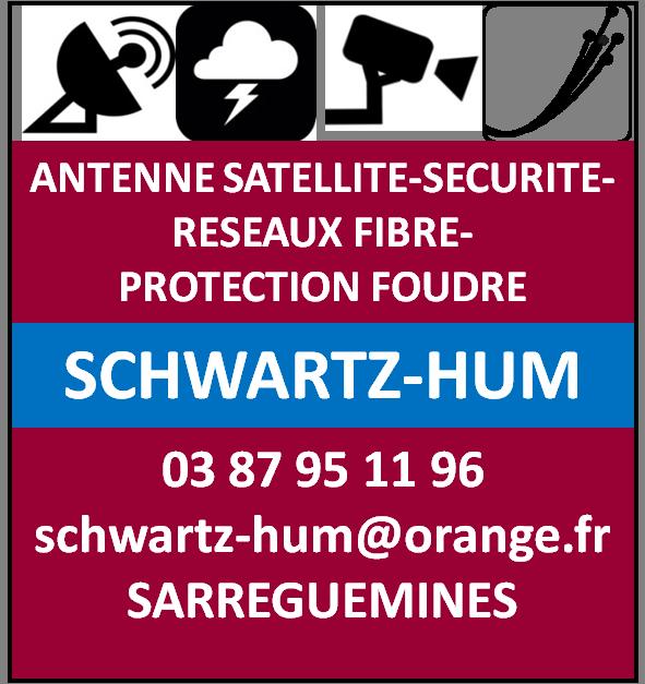 Schwartz Hum Antenne Servi fournisseur d'accès Internet