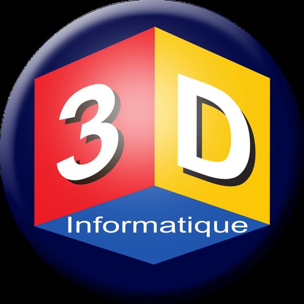 3 D Informatique dépannage informatique