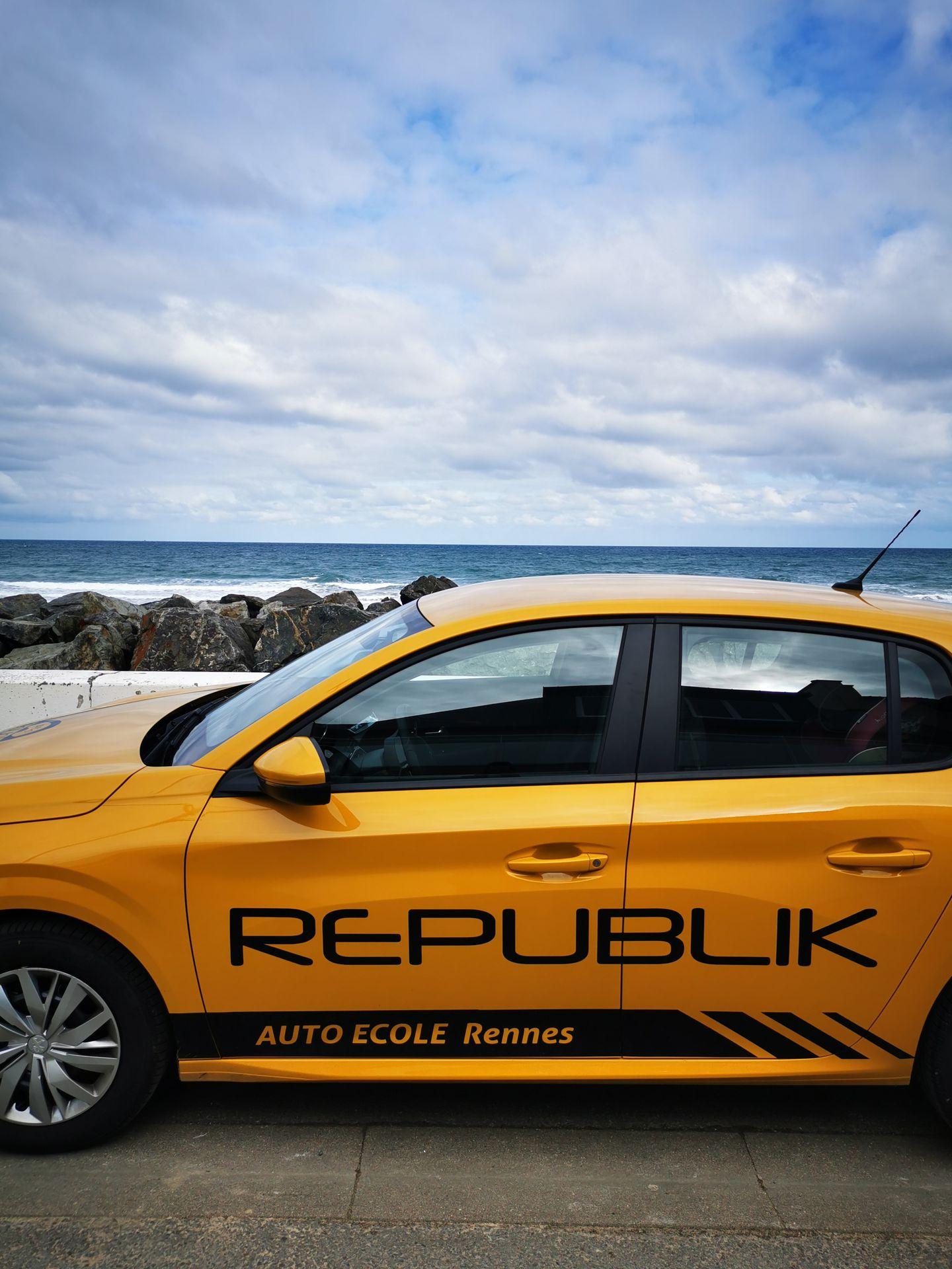 Auto Ecole Républik auto école