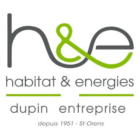 HABITAT ET ENERGIE & ENTREPRISE DUPIN plombier