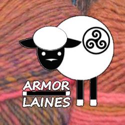 Armorlaines laine (détail)