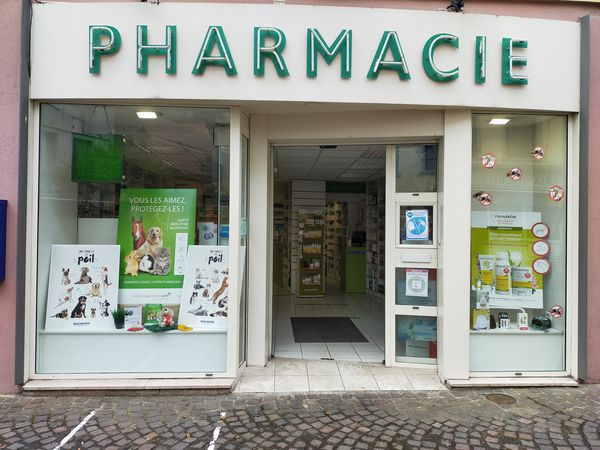 Pharmacie Du Carré Piéton pharmacie