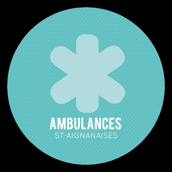Ambulances Saint Aignanaises urgence et assistance (service)