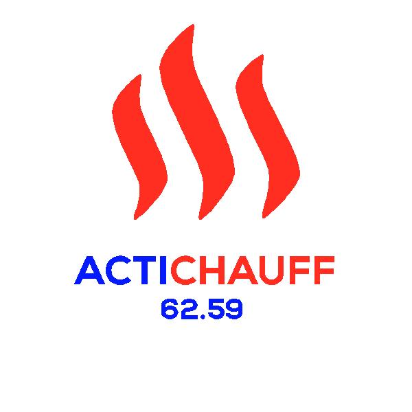 Actichauff 62 59 chauffagiste