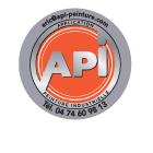 API SARL traitement des métaux