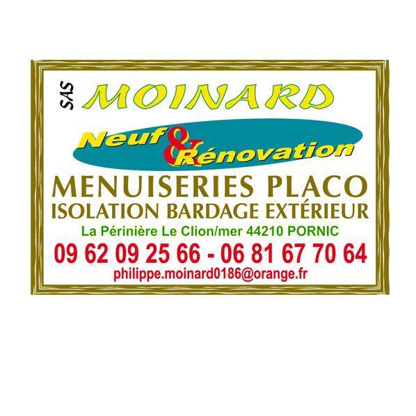Moinard Sas entreprise de menuiserie