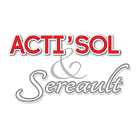 Acti'sol & Sereault Sarl revêtements pour sols et murs (gros)