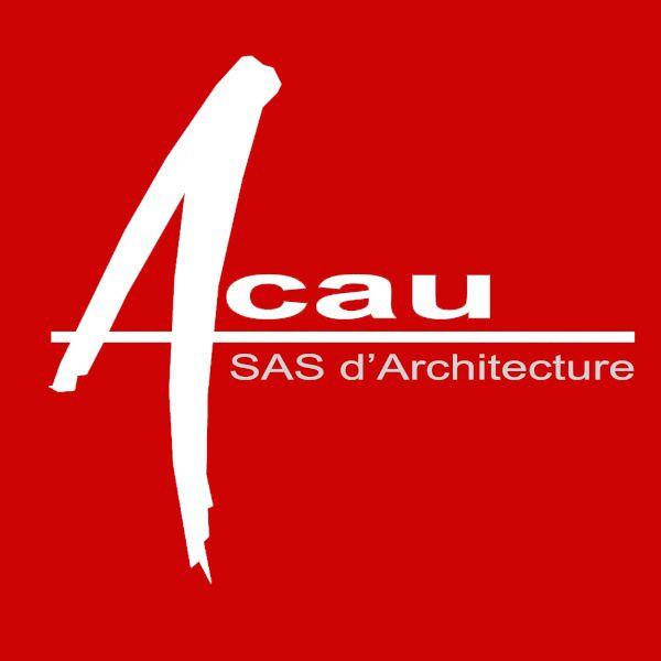 ACAU Société d'Architeture SAS architecte et agréé en architecture