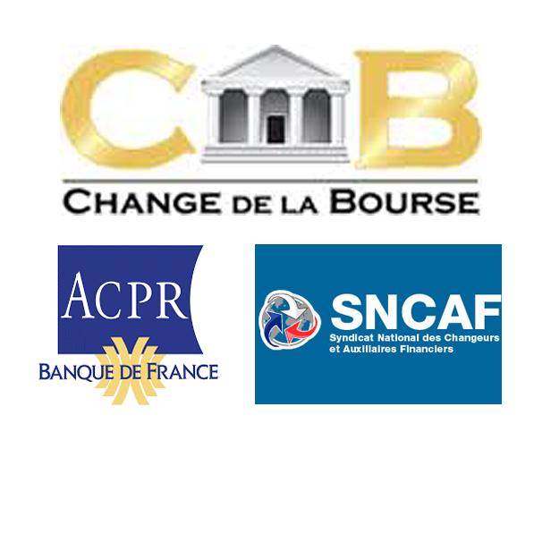 Change De La Bourse monnaie, médaille