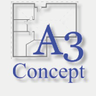 A3 Concept architecte et agréé en architecture