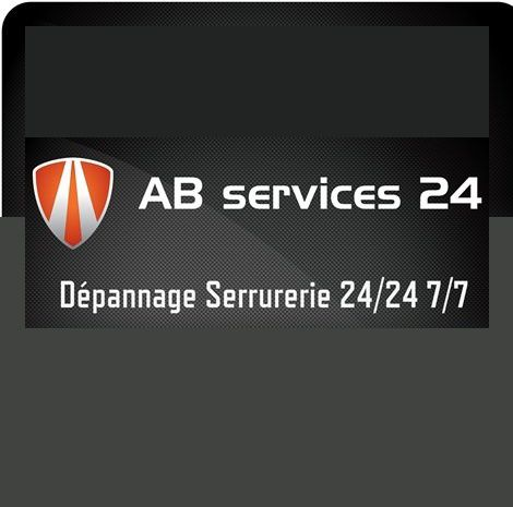 Ab Services 24 dépannage de serrurerie, serrurier
