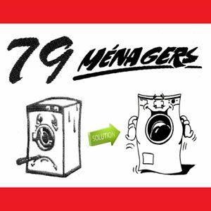 79 Ménagers dépannage d'électroménager