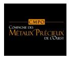 Compagnie des métaux précieux de L'ouest monnaie, médaille