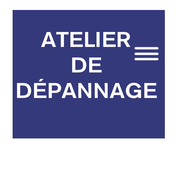 Atelier De Dépannage